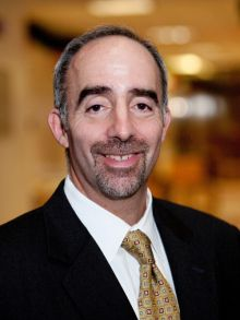 Bruce Mast, M.D., chief of plastic and reconstructive surgery and an associate professor of surgery