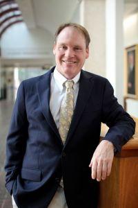 Jeffrey Fair, M.D., chief, division of transplantation, college of medicine, department of surgery.