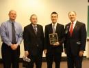 Dr. Tad Kim named Hugh A. Walters award recipient
