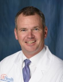 Steven Hughes, M.D., chief of general surgery