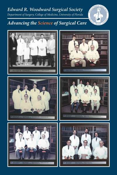 Graduates from the department of surgery during 1983-1988