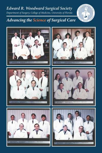 Graduates from the department of surgery during 1989-1994