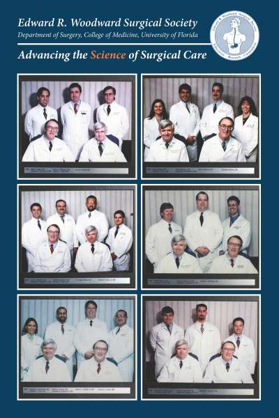 Graduates from the department of surgery during 1995-2000
