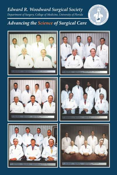 Graduates from the department of surgery during 2001-2006