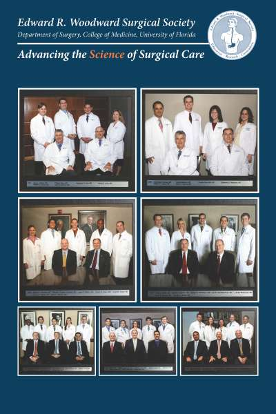 Graduates from the department of surgery during 2007-2013
