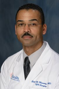 Eddie W. Manning, MD, Assistant Professor, Medicine/Dept of Surgery