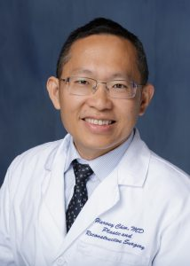 Harvey W. Chim, M.D., joins UF College of Medicine division of plastic and reconstructive surgery