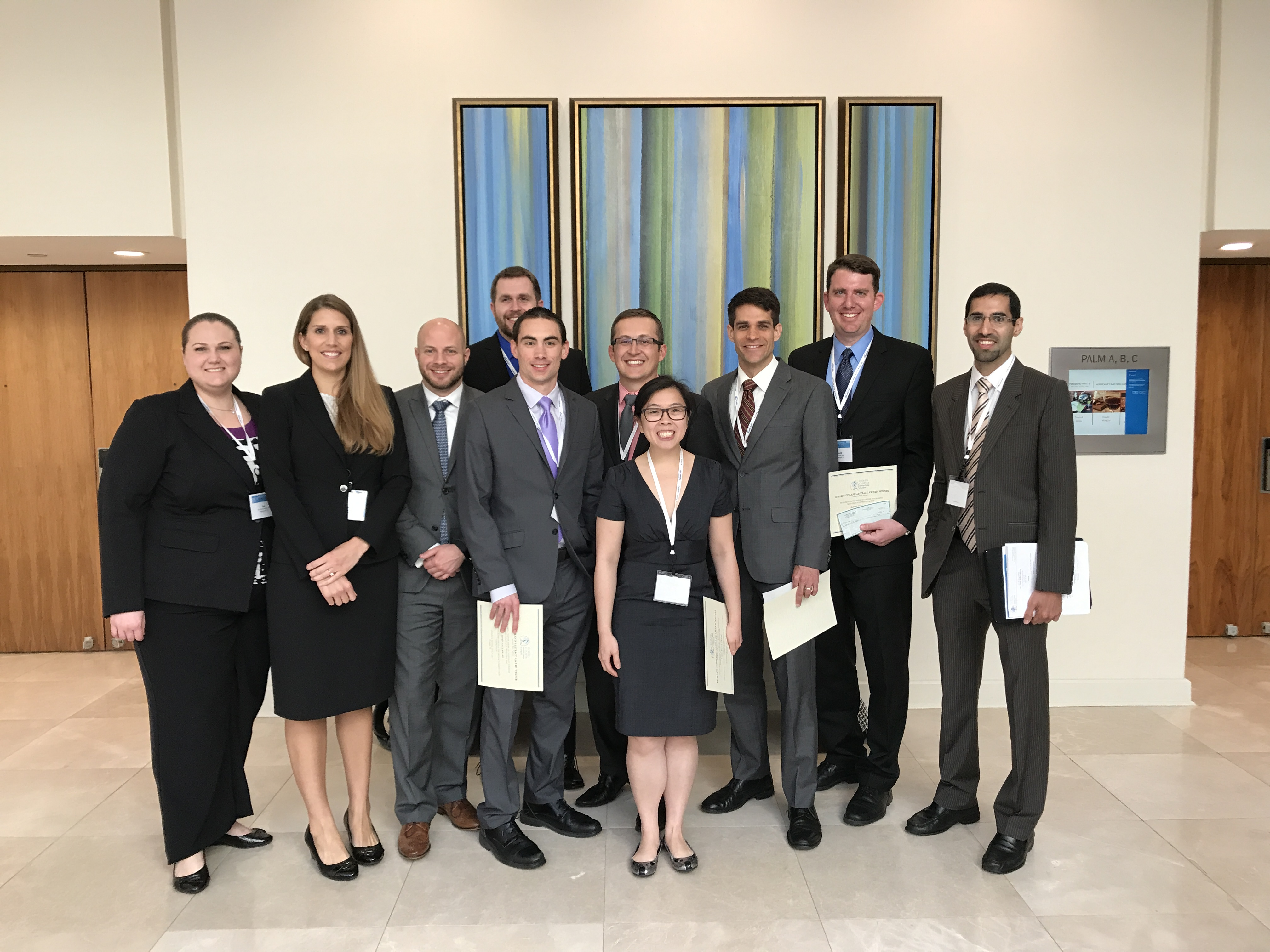 UF College of Medicine surgical residents earn top honors at