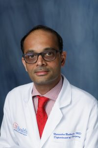 Narendra R. Battula, MBBS, MRCS, M.D. (research), FRCS