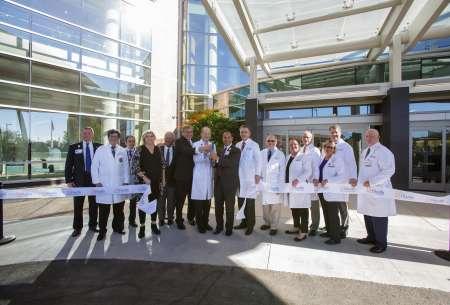 UF Health Heart & Vascular Hospital Ribbon Cutting