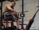 Weightlifting with a VAD: How UF Health Helped Michael Weightlift Again