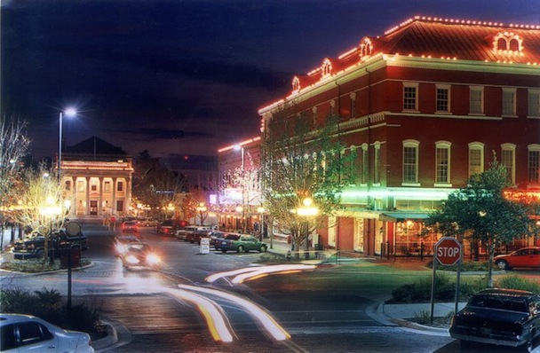 Gainesville Downtown