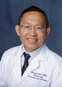 Harvey Chim, M.D., FACS, Appointed to 2019–2020 Visiting Professor Program