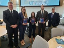 Research Day Winners
