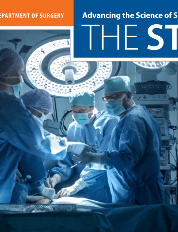 The Stitch, UF Surgery newsletter