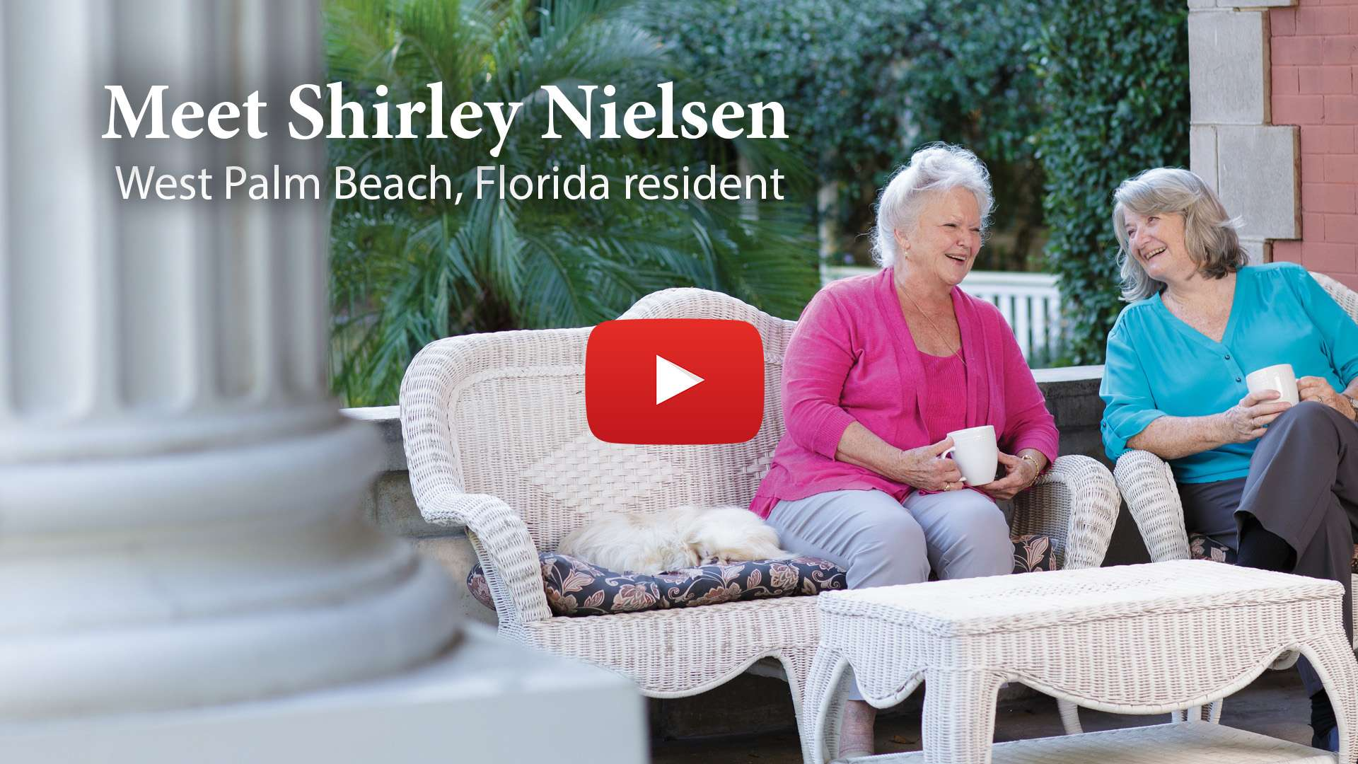 Meet Shirley, one of our vascular patients video thumbnail