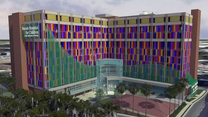 UF Health Children's Hospital