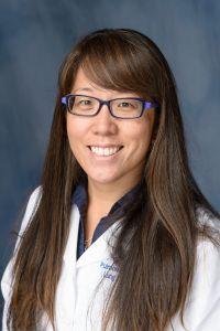 Headshot of Christine Lin